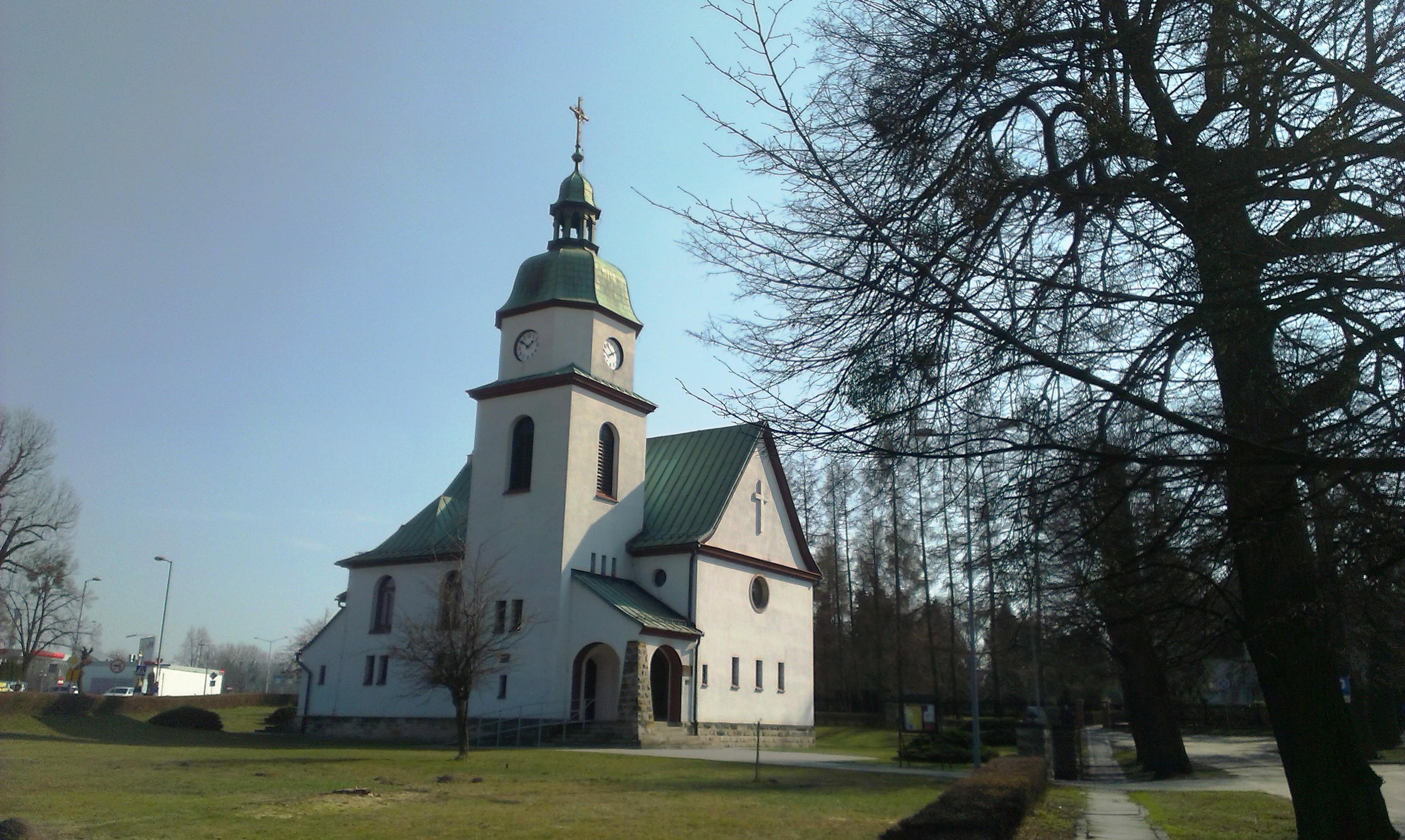 kościół ewangelicki w Zorach