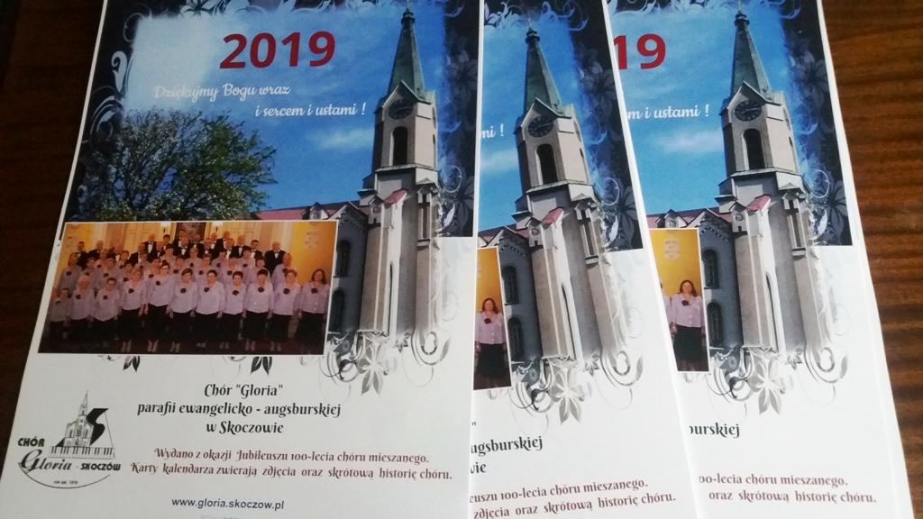 kalendarze chórowe 2019