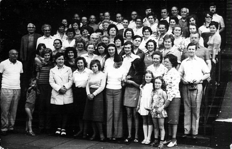 1976r. podczas 1.go wyj. zagr. do NRD (2)