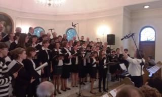 Chór Jubileuszowy i Zespół Młodzieżowy Hażlach-Zamraski