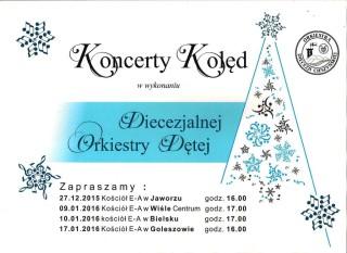 2015 Orkietra koncerty