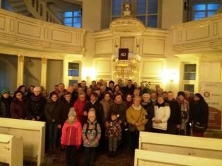 W kościele E.A. Opatrzności Bożej w Wrocławiu
