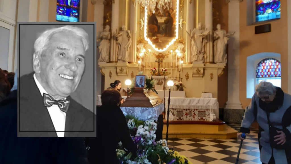 Pożegnaliśmy dyrygenta śp. Józefa Podolę ! (12xfoto)