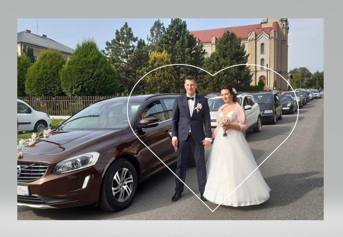Błogosław, Boże parze tej- ślub Edyty i Krzysztofa