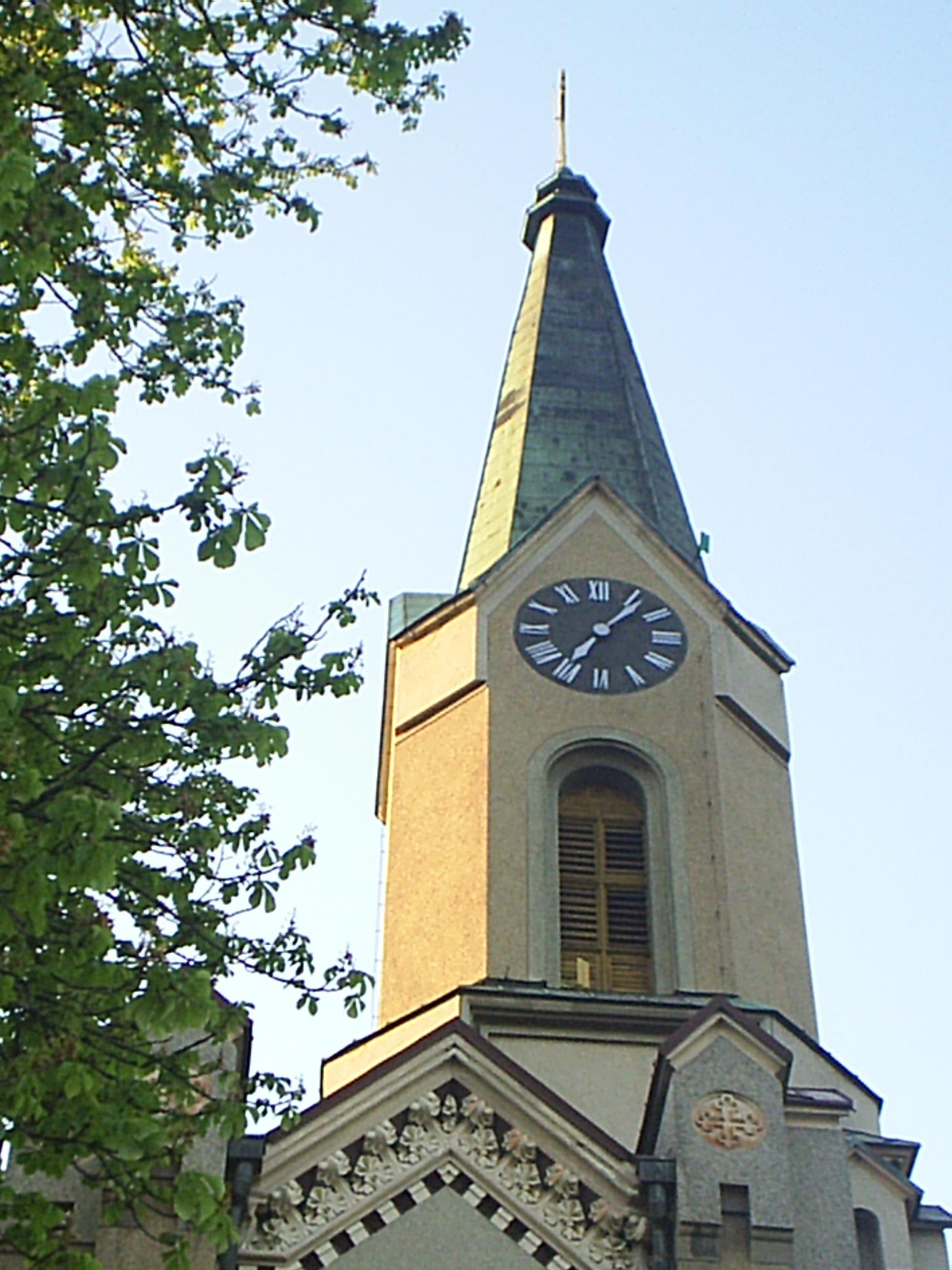 156-Urodziny skoczowskiego EA. kościoła.